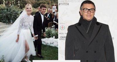 I pandreqshëm/ Stefano Gabbana përbalt dasmën e Chiara Ferragni-t me komente (FOTO)