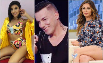 """ALBA HOXHA PUBLION FOTON SEKSI/ Albi Nako dhe Linda Rei """"na habitën"""" me komentet"""