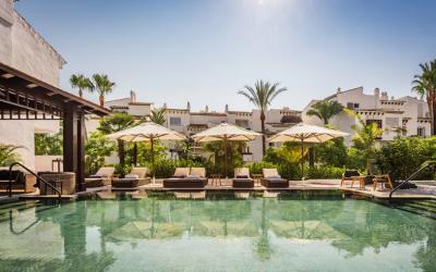 Hotelet më mahnitëse të botës që nuk i dinit/  Janë pronë e këtyre VIP-ave të njohur (FOTO)
