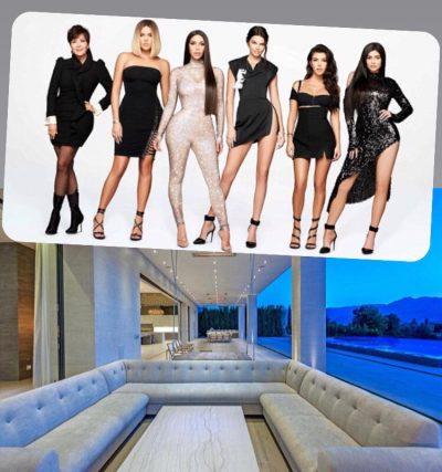 ZBULOHEN PAMJET/ Brenda shtëpisë së re luksoze të familjes Kardashian  (FOTO)