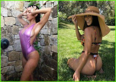 Kourtney Kardashian nuk njeh limite/ Tregon këtë pjesë intime para miliona fansave (FOTO)