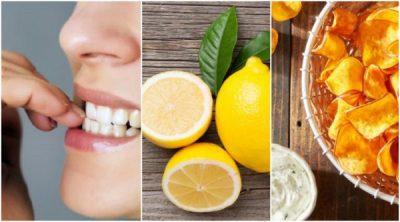 Keni probleme me dhëmbët? Mos i fusni kurrë në gojë këto gjëra
