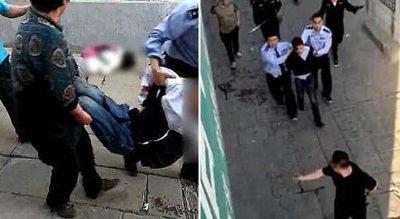 Theri 9 nxënës me thikë/  Ekzekutohet sulmuesi (VIDEO)
