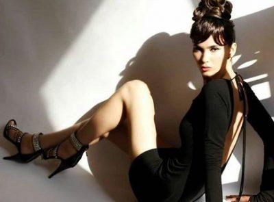 E quajtën lezbike/ Modelja shqiptare bëhet nënë e një djali (FOTO)