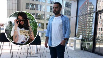 """Morena Taraku e quajti """"gay""""/ Ish i dashuri miliarder mbërrin në Tiranë të sqaroj situatën (VIDEO)"""