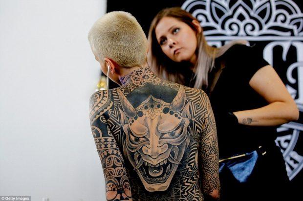 STUDIMI E THOTË/ Tatuazhet forcojnë sistemin imunitar