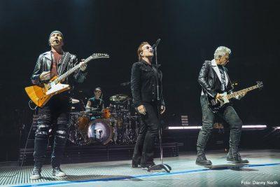 Pas anullimit të koncertit, Bonos së U2 i rikthehet zëri