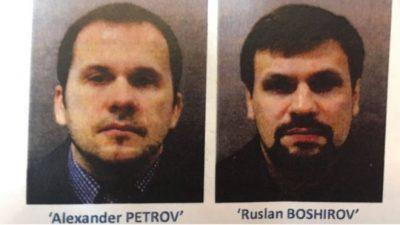 Prokurorët britanikë zbulojnë emrat rusëve që helmuan Sergei Skripal