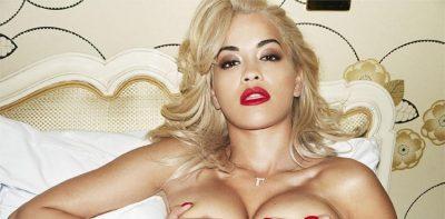 Rita Ora nuk përmbahet/ Këngëtarja provokon me reçipeta (FOTO)
