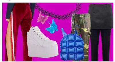 Ja cilat trende të viteve '90 duhet të rikthehen sërish në modë (FOTO)