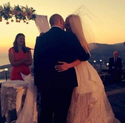 PËRVJETORI I MARTESËS/ Disa momente të lumtura nga dasma e Vesa Lumës dhe Big Bastës (FOTO)
