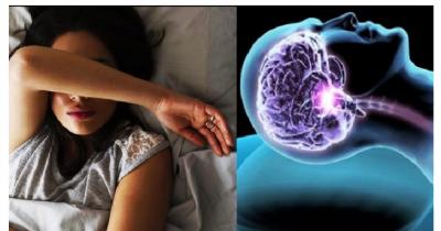 KUJDES/ Nëse flini pak do të rrezikoheni nga iktusi cerebral
