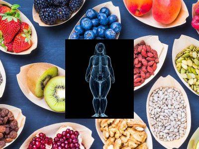 Ushqimet më të pasura me antioksidantë, të cilat ju ndihmojnë të bini nga pesha