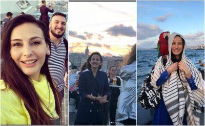 """UDHËTUAN ME """"AIR ALBANIA""""/ Vipat tregojn detajet e fluturimit në """"Instagram"""" (FOTO)"""