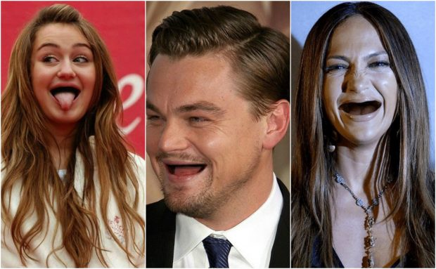 Siç nuk i keni par kurrë/ Zbuloni pamjen e VIPA-ve  pa dhëmbë (FOTO)