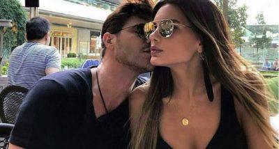 ALMEDA POZON PRANË TË BIRIT/ Bashkëshorti i shpreh dashurinë në shqip