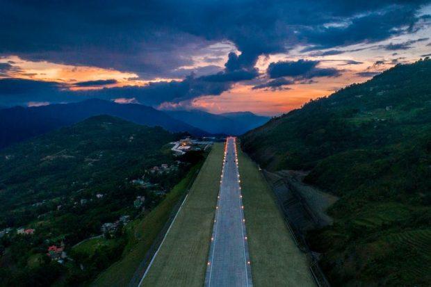 Pamje nga avioni që ju lënë pa fjalë (FOTO)