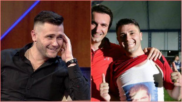 Aktor po, këngëtar po, FUTBOLLIST po! Mos e besoni po deshët, por Bes Kallaku do të luajë me këtë ekip futbolli në Shqipëri! (FOTO)