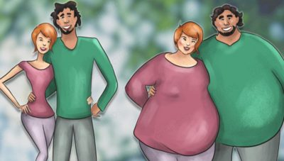 KONFIRMOHEN DYSHIMET NGA STUDIUESIT/ Çiftet që duhen vërtet kanë tendencë të shëndoshen