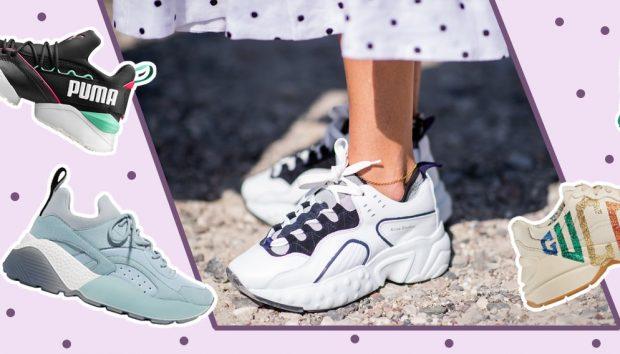 """RIKTHIMI I """"CHUNKY SNEAKERS""""/ Nga Balenciaga te llojet e reja të shtëpisë Adidas"""