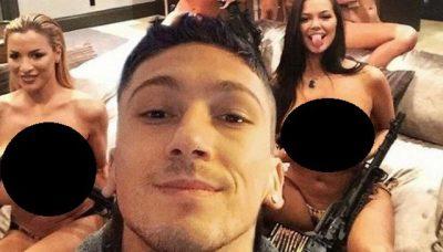 """Postoi foto mes femrash lakuriq/ Ish banorit të """"Big Brother"""" i del gënjeshtra"""