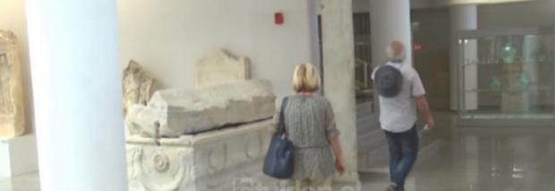 Durrësi antik/ Muzeu mahnit turistët (VIDEO)