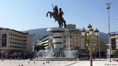 """""""Antikiteti absurd i Shkupit""""/ Të rizbulosh historinë (FOTO)"""