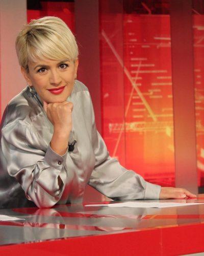 """La """"Ora News"""" për një televizion tjetër/ Ja kush do ta zëvendësojë Ilva Taren (FOTO)"""
