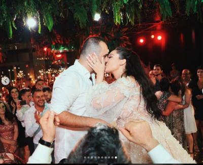 Foto të papublikuara më parë/ Jona Spahiu ndan çastet më të bukura nga dasma e saj