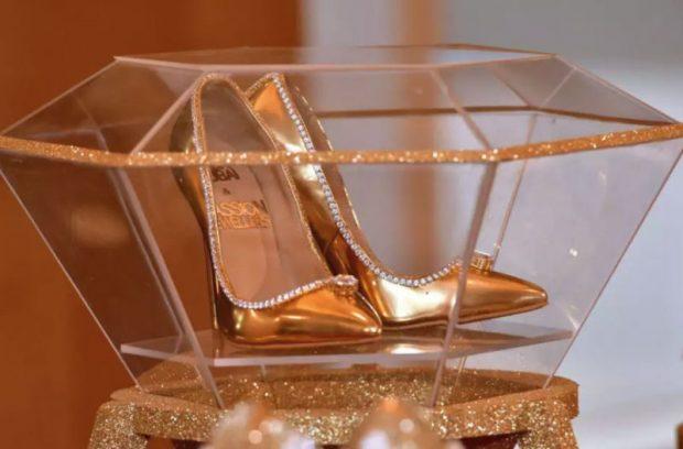 Njihuni me këpucët më të shtrenjta në botë (FOTO+VIDEO)