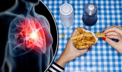 Kripa shkakton hipertension/ A mundet që frutat dhe perimet të reduktojnë efektet negative të kripës?