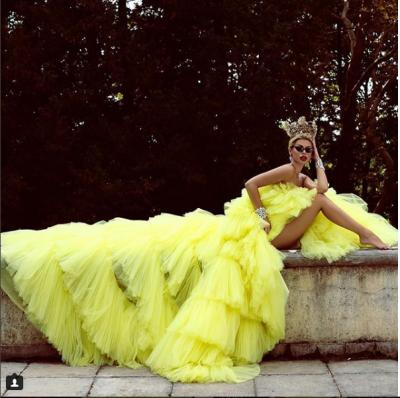 """""""KRENARI…""""/ Luana Vjollca publikon foton. Fansja ka diçka për ti thënë"""