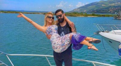 """Getoari dhe Marina Vjollca """"arratisen""""/  Cili është destinacioni i çiftit? (FOTO)"""