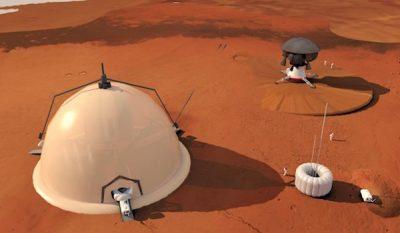 TURIZMI I SË ARDHMES/ Ku mund ta ngrejmë hotelin në Mars?