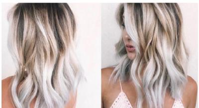 Nuancat e kokosit në flokë/  Ngjyra që do jetë trendi i vjeshtës