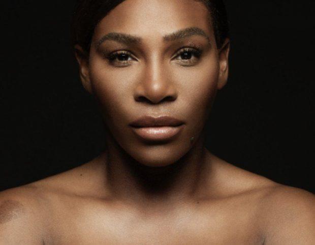 Të këndosh nudo për bamirësi/ Vetëm Serena Williams mund ta bëjë këtë (VIDEO)
