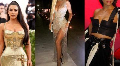 KUJT I SHKON MË SHUMË? Kim Kardashian frymëzon artistet shqiptare (FOTO)