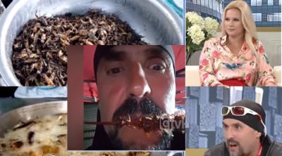 """""""BUBURRECA,KARKALECA DHE KRIMBA""""/  Ushqimi i Alket Islamit në Kinë """"tmerron"""" Rudinën (Video)"""