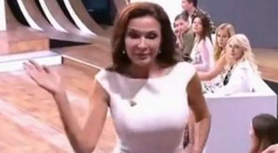 SHERR LIVE NË EMISION/ I ofendoi fëmijën, aktorja e njohur ngrihet dhe godet spektatoren (VIDEO)
