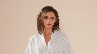 Victoria Beckham e emocionuar, feston 10-vjetorin e markës së saj