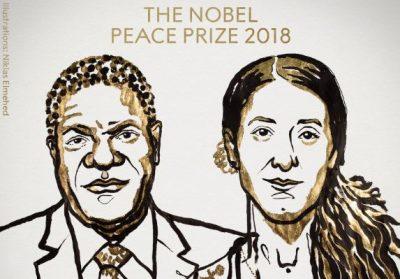 ÇMIMI NOBEL PËR PAQE 2018/ Denis Mukwege dhe Nadia Murad shpallen fitues (FOTO)