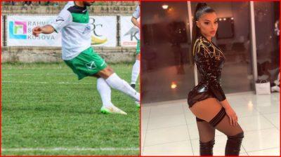 """""""TËRBOI"""" RRJETIN ME FOTON SEKSI/ Rashel Kolaneci """"luan mendsh"""" edhe futbollistin shqiptar (FOTO)"""