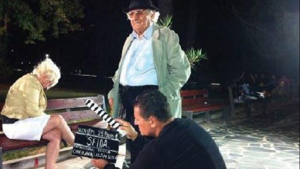 """FILMI ARTISTIK """"SFIDA""""/ Birçe Hasko rikthehet pas shumë vitesh në sheshin e xhirimit"""