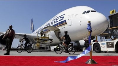 NGA SINGAPORI PËR NË NEW YORK/ Nis sot fluturimi më i gjatë në botë