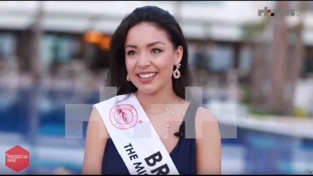 """""""PASHË NJERËZ QË VRISNIN NJËRI TJETRIN""""/ Miss Brazili rrëfen si e braktisi e ëma: Nuk kishim… (Video)"""