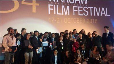 """FILMI SHQIPTAR """"DELEGACIONI""""/ Fiton çmimin e madh në Festivalin e Varshavës"""