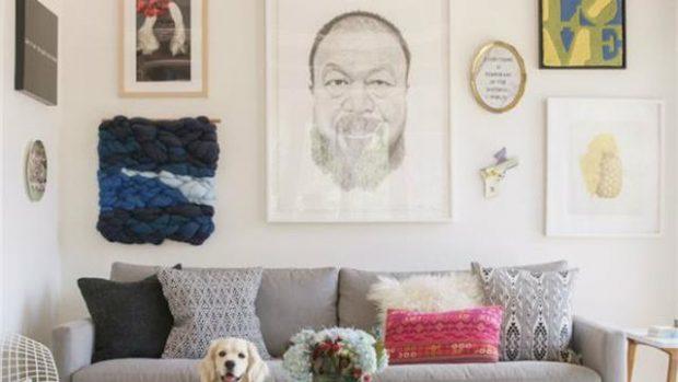 NUK KENI NEVOJË PËR ARKITEKT/ Ja si të krijoni vetë një kënd arti në shtëpi