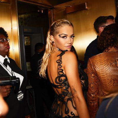 U NDA NGA I DASHURI/ Rita Ora ka diçka për ti thënë atij publikisht