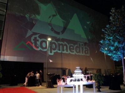 """CEREMONIA NË NDER TË """"TANIT TË TOPIT""""/ Denis Dyrnjaja publikon foton me Eno Popin"""
