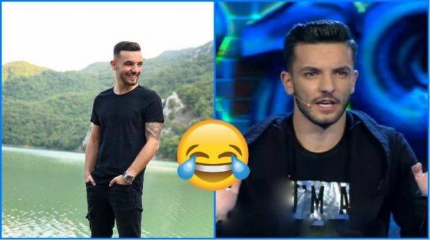 Olsi Bylyku publikon këtë foto në INSTAGRAM, por fansat kapin detajin interesant dhe bëjnë shaka me të (FOTO)